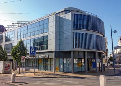 St. Anna Kinderspital Zubau und Tiefgarage