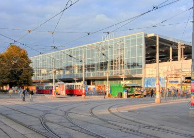 Bahnhof Wien Nord