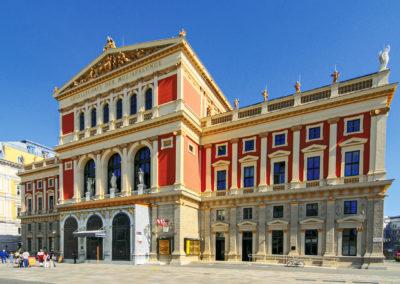 Wiener Musikverein, Renovierung