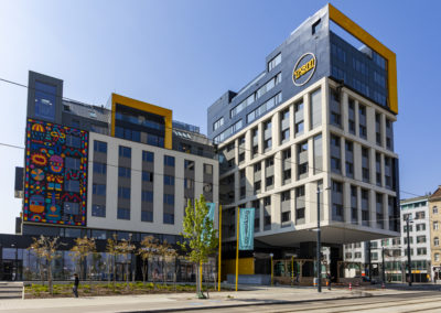 The Student Hotel Vienna