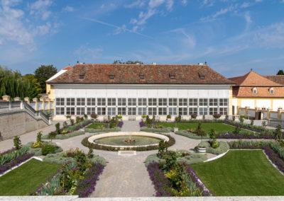 Schloss Hof Umbau